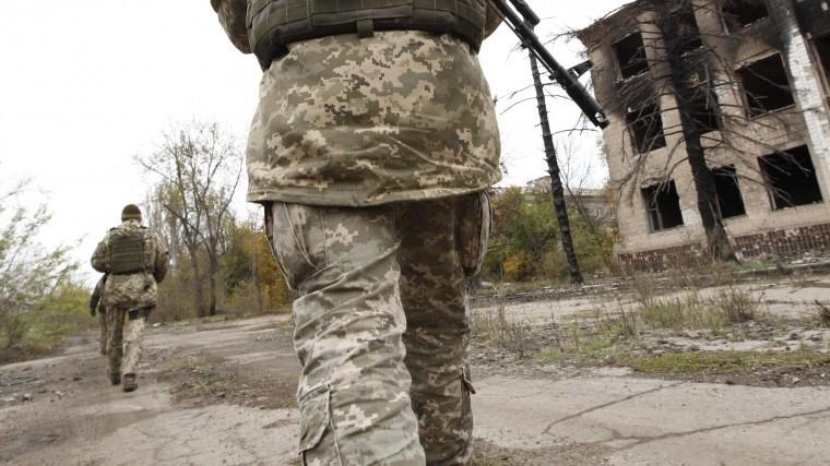 Украинские силовики заявили озахвате новых позиций вДонбассе