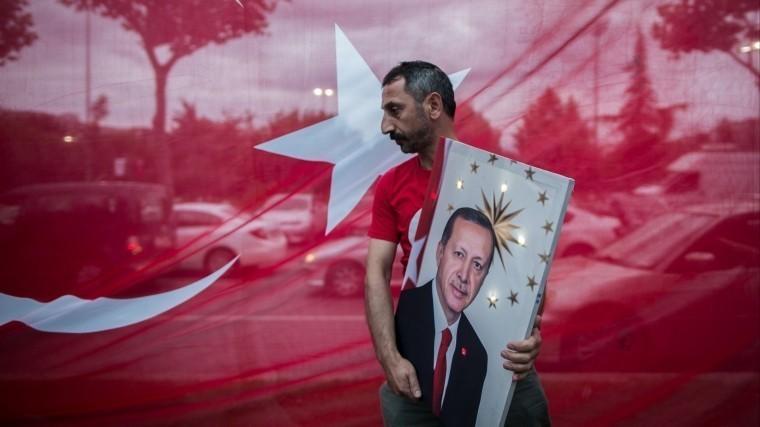 цик турции эрдоган останется президентом срок