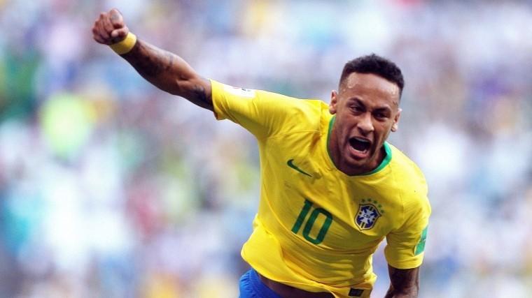 2:0— Бразилия отправила Мексику домой после матча ЧМ-2018