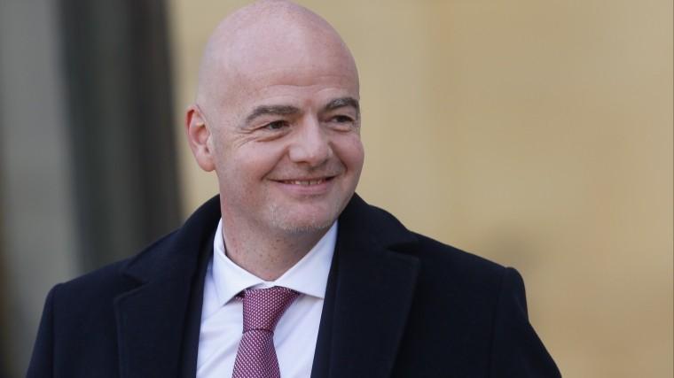 президент fifa сборная россии войдет число сильнейших команд