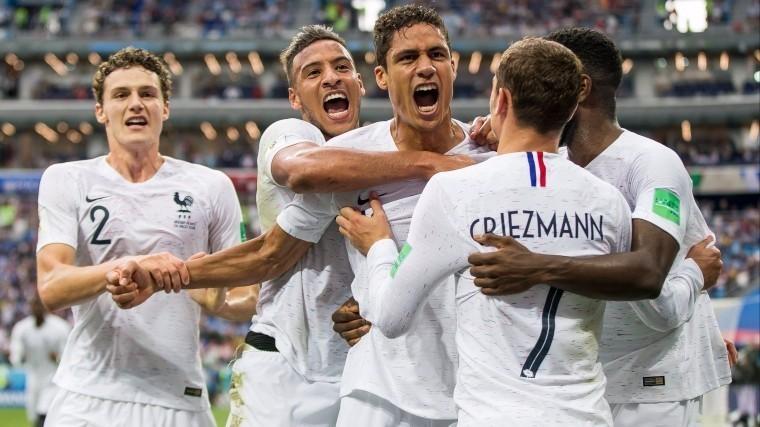 суарес едет сборная франции полуфинал чм-2018