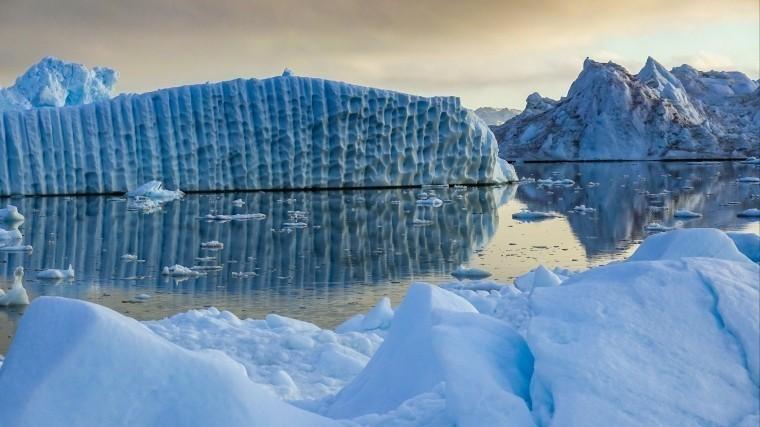 Семикилометровая «потеря Гренландии»попала навидео