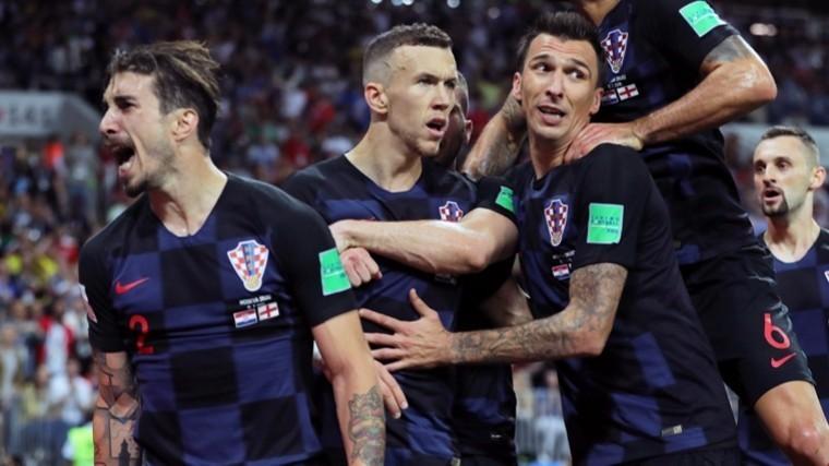 Тактика сборной Хорватии восхитила Александра Мостового