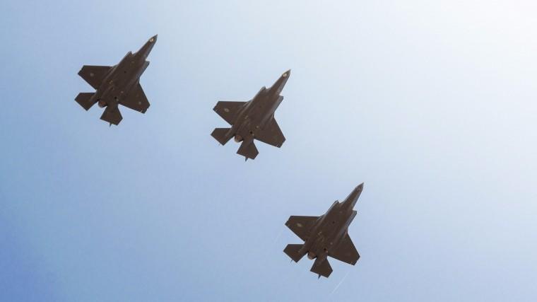 Израильские военные после долгого молчания прокомментировали аудар поСирии