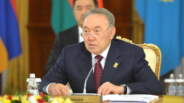 назарбаев навсегда глава казахстана сможет пожизненно возглавлять совбез