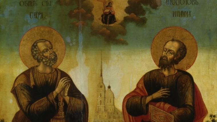 Что можно ичто нельзя делать вДень святых апостолов Петра иПавла