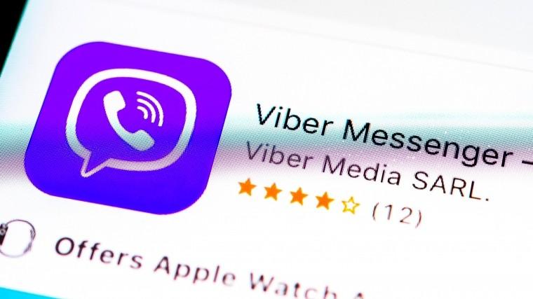 Пользователи Viber жалуются насбои вработе мессенджера