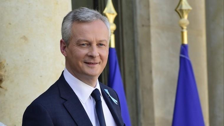 минфине франции заявили начале торговой войны сша