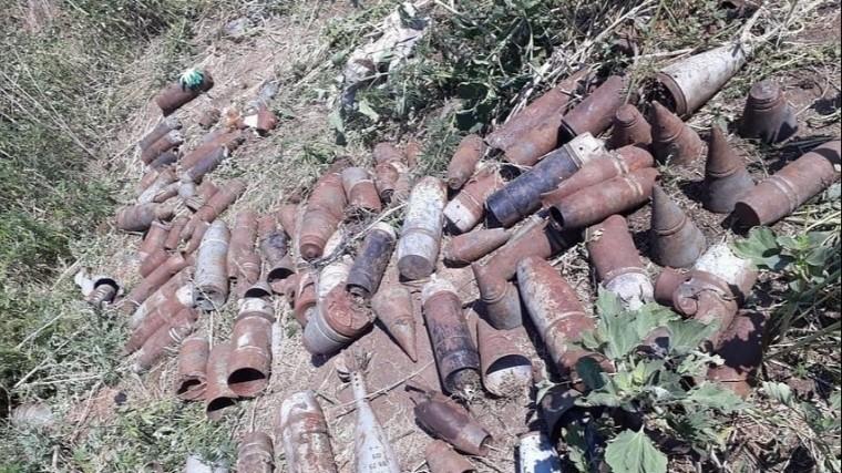 500 боеприпасов найдены фермы самарской области