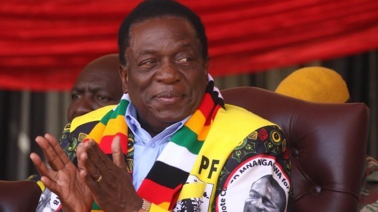 президентом зимбабве остался действующий лидер