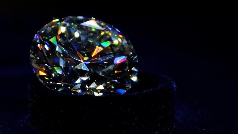 26fb6125fdb1 С молотка ушел самый дорогой бриллиант России из коллекции «Династия»