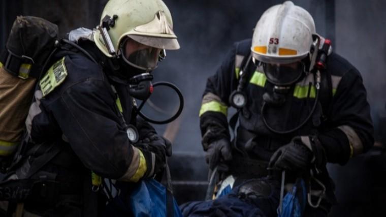 Пожар на3-й Хорошёвской улице вМоскве ликвидирован