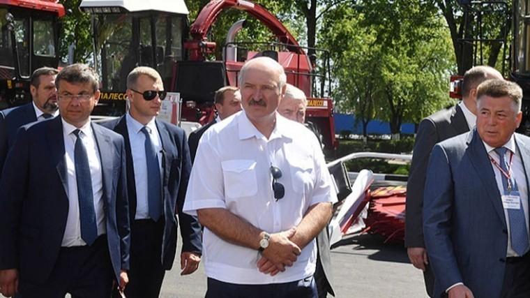 Ведут себя варварски— Лукашенко упрекнул Россию внедобросовестной конкуренции