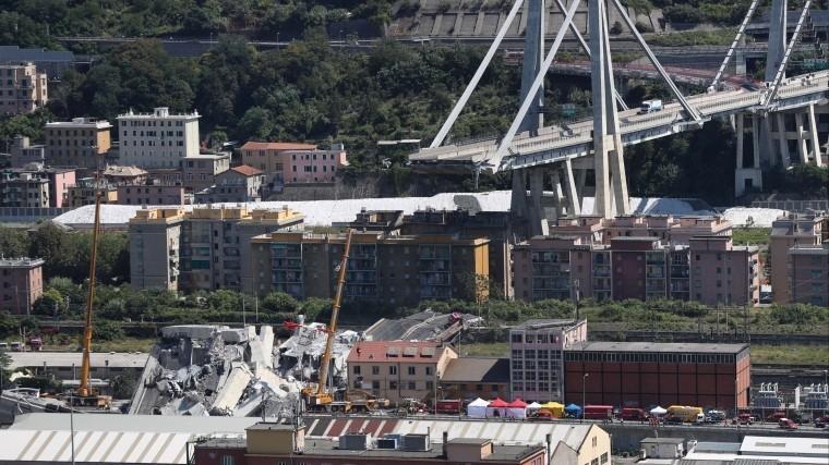 взятки откаты поры бетоне италия ищет виновных трагедии