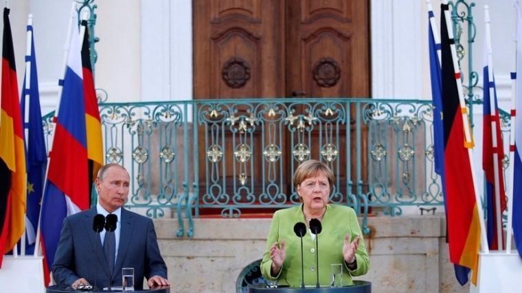 украина сирия северный поток путин меркель раскрыли темы