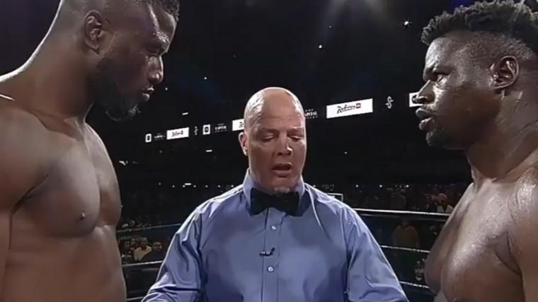 Американский боксер сравнил чемпиона Джошуа с фальшивым дерьмом