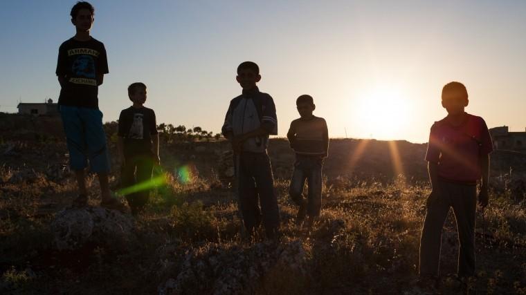 Сирийскую провинцию Идлиб продолжают покидать гражданские лица