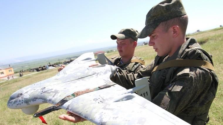 ВРоссийской армии появились «охотники набеспилотники»— репортаж