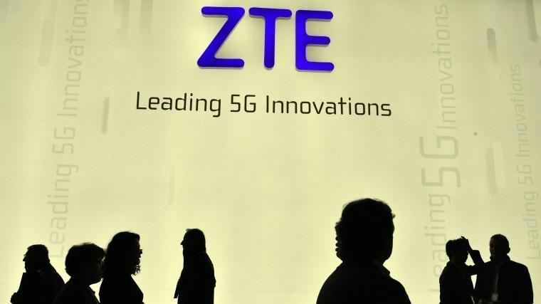 санкций сша китайская компания zte потеряла миллиард долларов