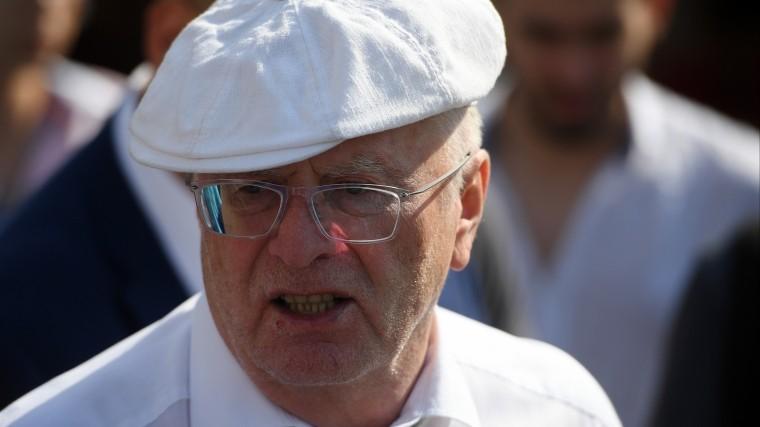 «Они боятся Россию»— ЛДПР провел митинг уздания посольства США вМоскве