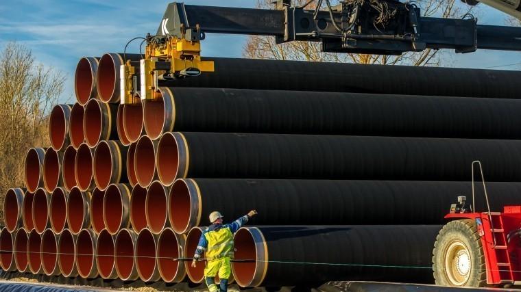 Шведские депутаты призвали остановить строительство «Северного потока— 2»