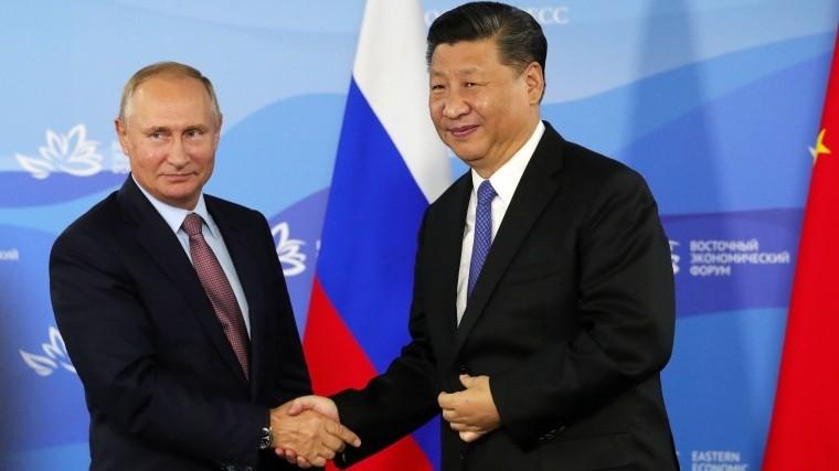 россия китай укрепляют сотрудничество сферах