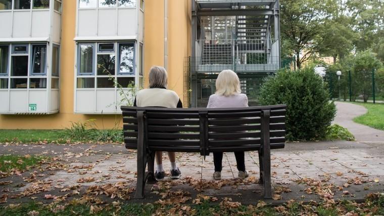 Деменция немешает сексуальной активности пожилых людей