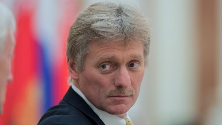 Песков объяснил необходимость обсуждения ситуации вИдлибе навысшем уровне
