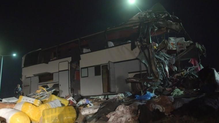 Чудом выживший пассажир автобуса рассказал подробности смертельного ДТП