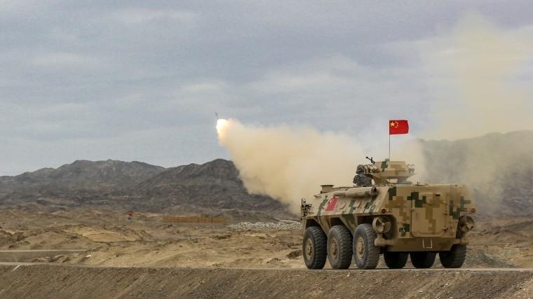 китай возмущен американскими санкциями российского оружия