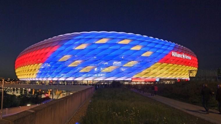 чемпионат европы футболу 2024 пройдет германии