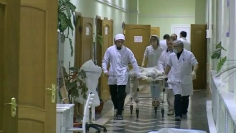 Пострадавших при взрыве вдагестанской школе доставят вМоскву