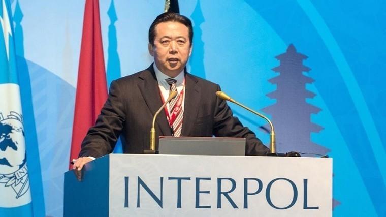 пропавший президент интерпола арестован китае