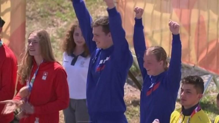 Российский танцор завоевал золото Олимпиады вбрейк-дансе