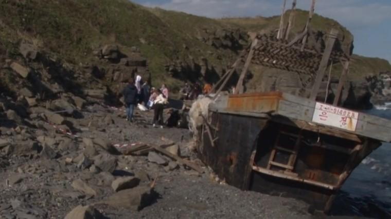 акватория приморья засорена мусором кндр