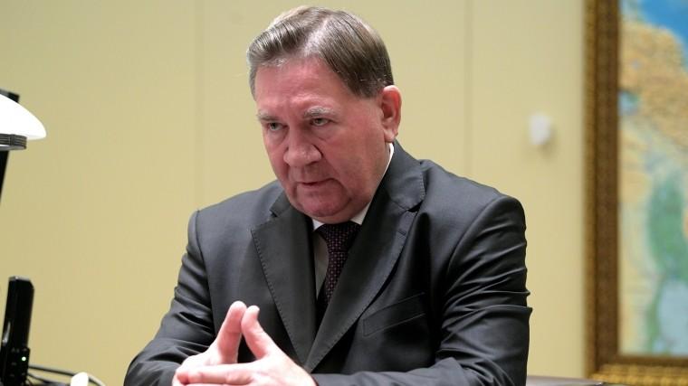 Губернатор Курской области объяснил, почему досрочно покинул свой пост