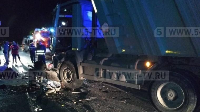 Вавтобусе, который попал вДТП вЧувашии, восновном находились женщины