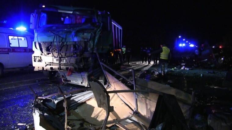 Уголовное дело возбуждено пофакту смертельного ДТП савтобусом вЧувашии
