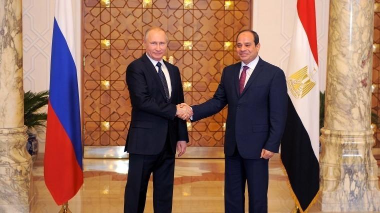 мид египта раскрыли подробности предстоящей встречи путина ас-сиси