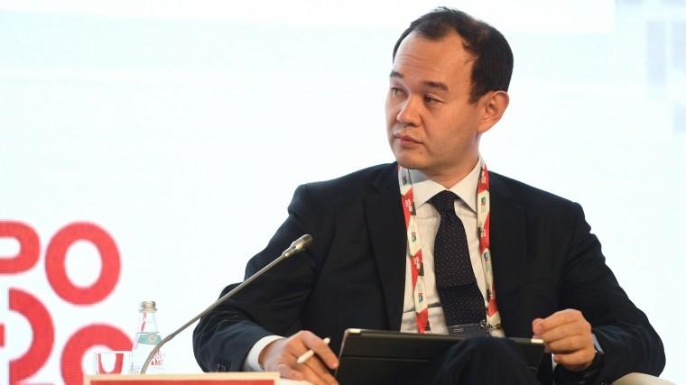 чиновник минпромторга денис пак глава нии сергей гайсин