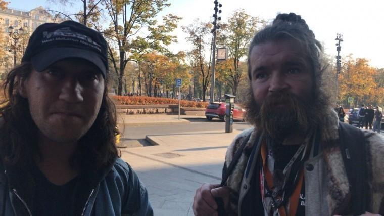 видео бездомных попытались устроить фурор столичном показе мод