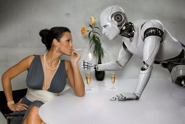 Секс з роботом відео — photo 15