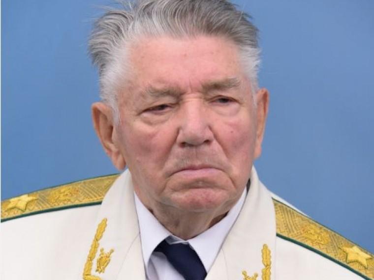 Бывший прокурор СССР Александр Сухарев встретился состудентами Российской правовой академии