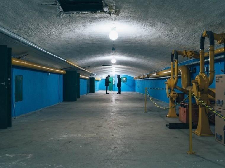 Шведы показали бункеры, вкоторых будут прятаться вслучае «российской агрессии»