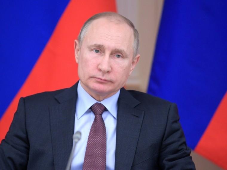 «Мызаймемся!»— Путин обизменениях взаконы поблокировке предпринимательских счетов
