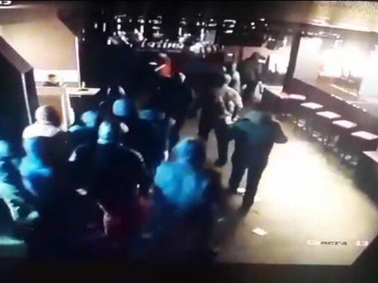 20 человек вмасках устроили стрельбу ипогром вночном клубе вБашкортостане
