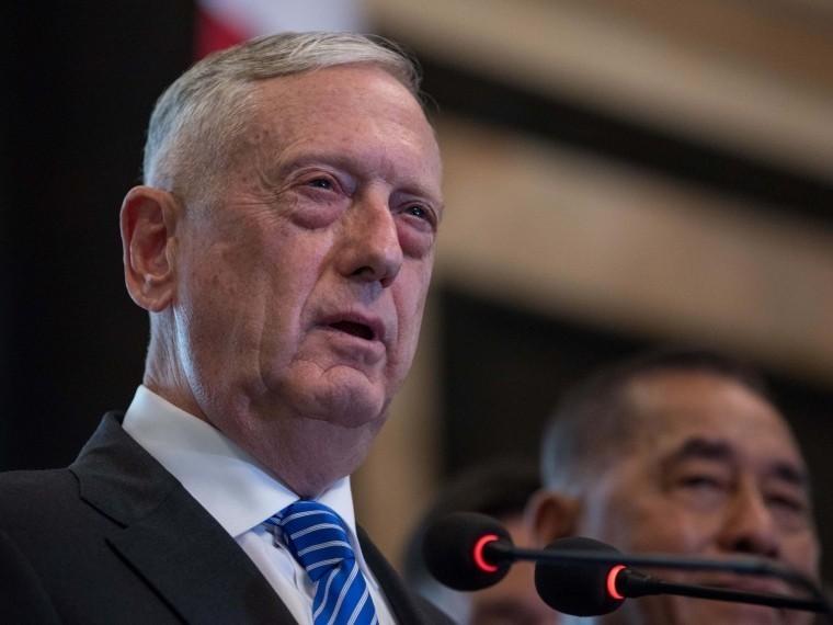 Глава Пентагона: доказательств применения химоружия Сирией нет