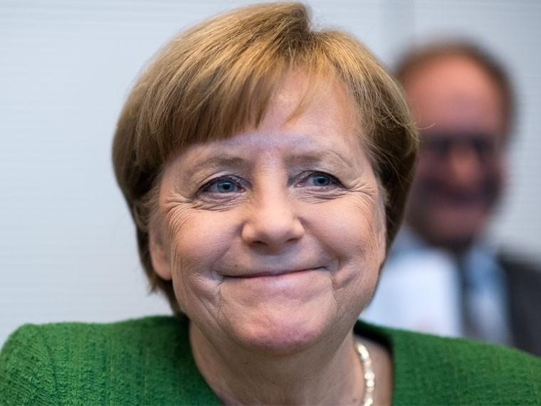 Ангела Меркель снова стала главой правительства Германии