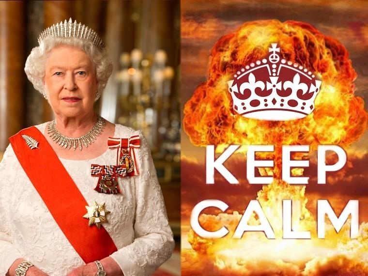Сохраняй спокойствие, слушай королеву: стал известен текст речи Елизаветы IIнаслучай Третьей Мировой войны