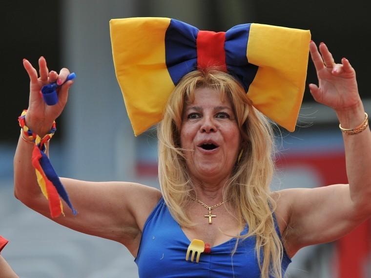 Болельщики изКолумбии купили больше всего билетов наЧемпионат мира пофутболу